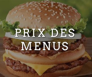 prix menu burger king
